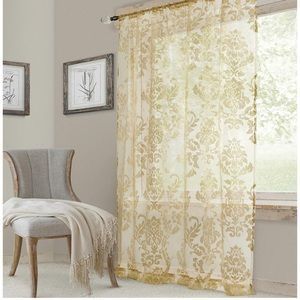 Other - Elrene HF Valentina SheerJacquard Curtain